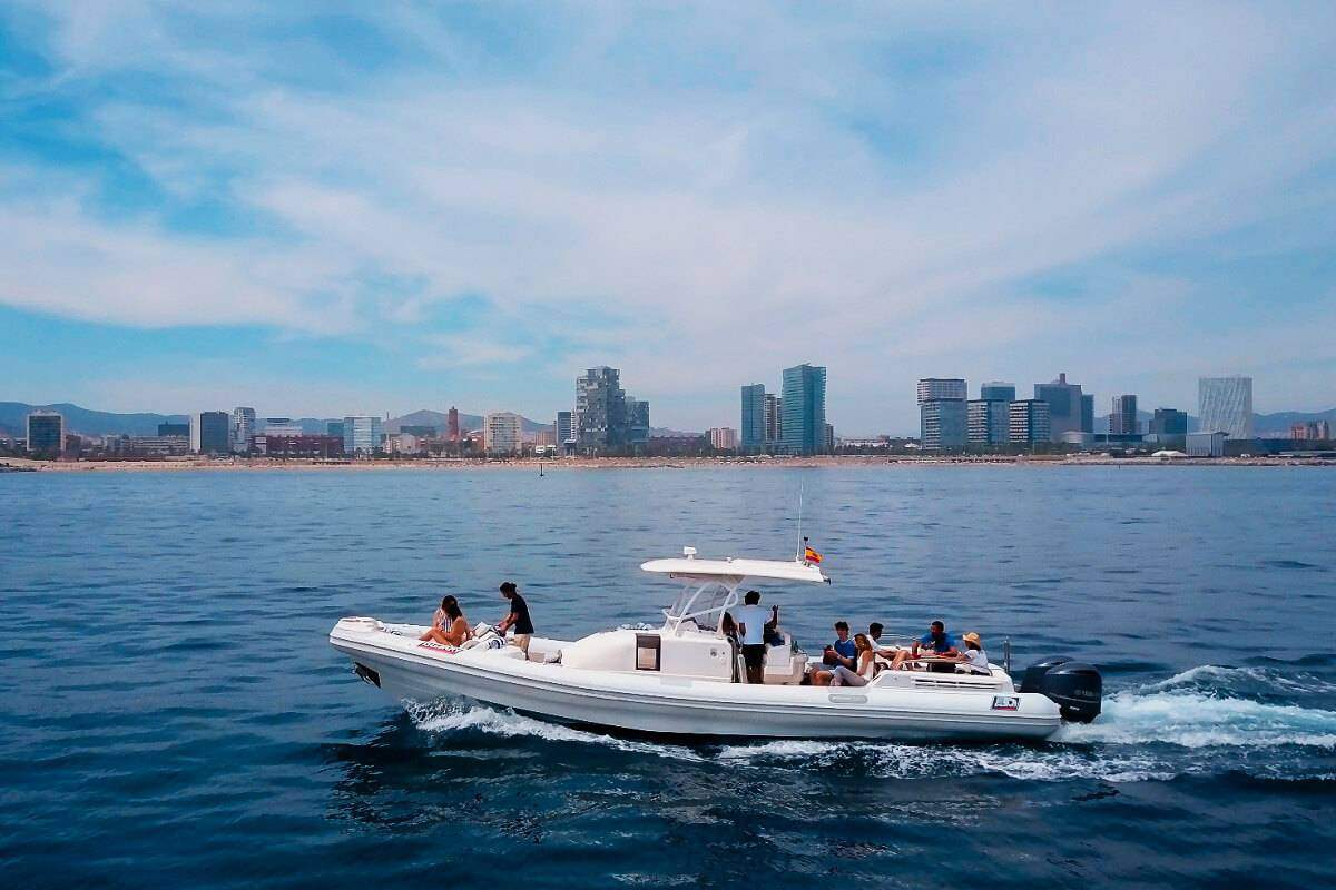 Boat Rental: Duarry Sportech 120