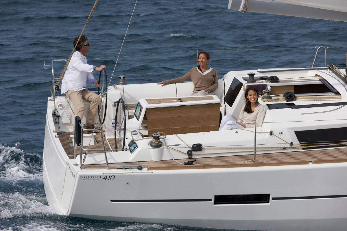 dufour yachts contact
