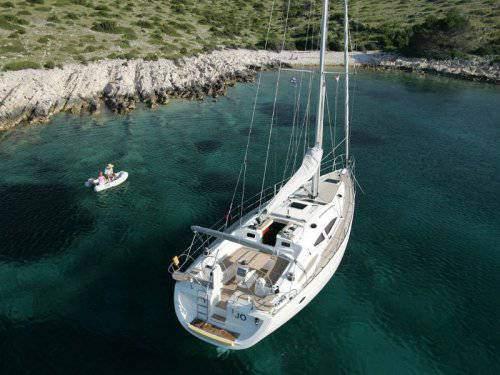 Boat Rental: Elan 434