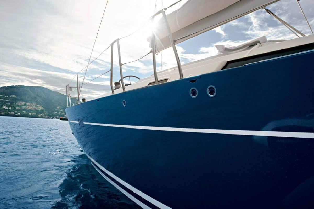 Lloguer de Vaixells: Hanse 540