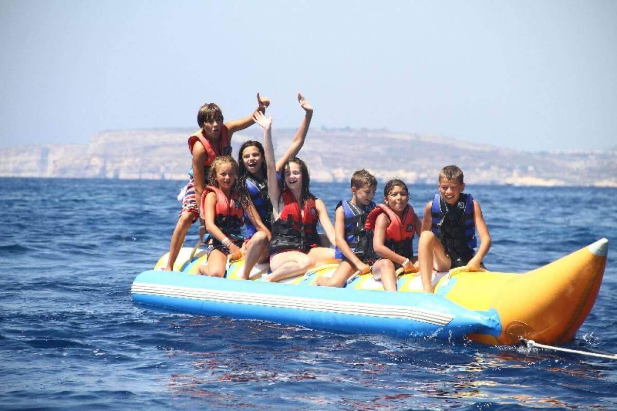 xperiències per a Regalar: Banana boat Barcelona