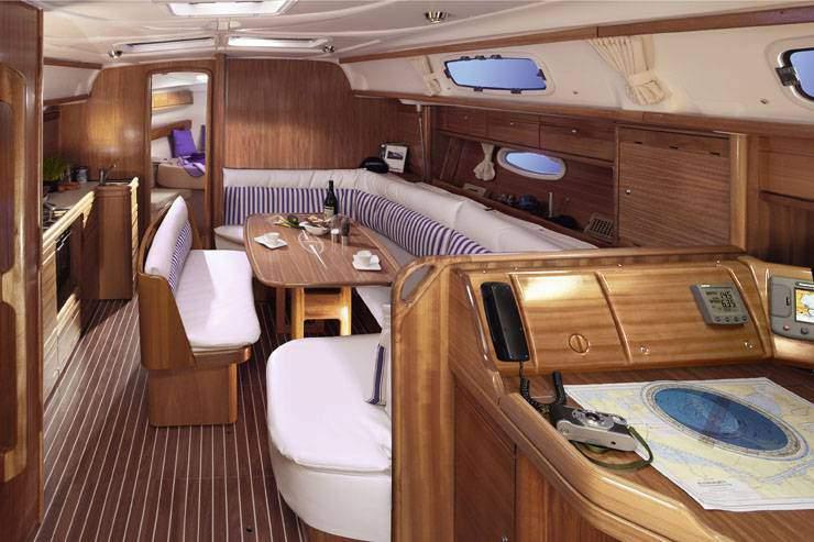 Lloguer de Vaixells: Bavaria 39 Cruiser