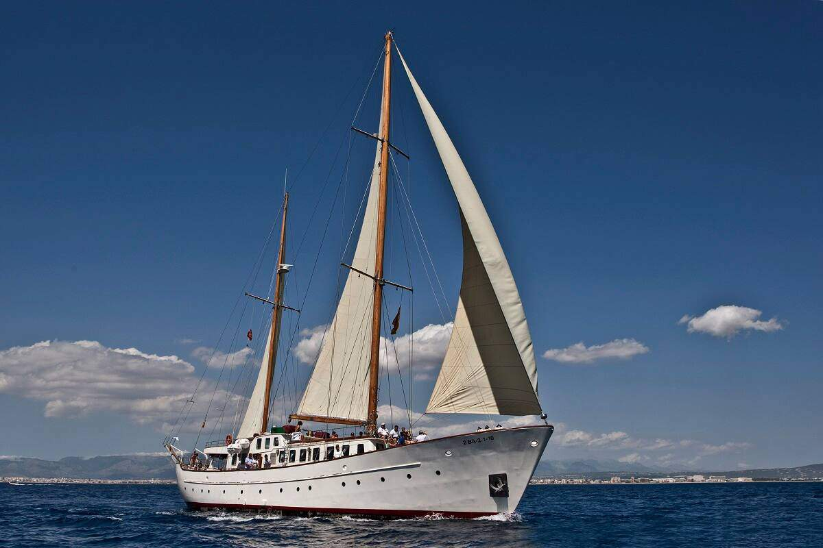 Gift Experiences: Corporate Event: Schooner Cruise
