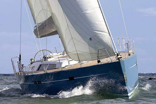 Alquiler de Barcos: Hanse 540