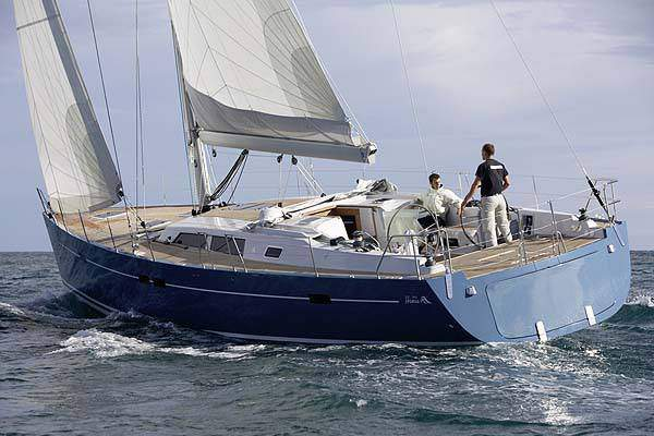 Boat Rental: Hanse 540
