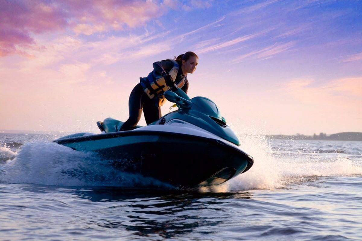 Experiencias para Regalar: Alquiler de JetSki Barcelona