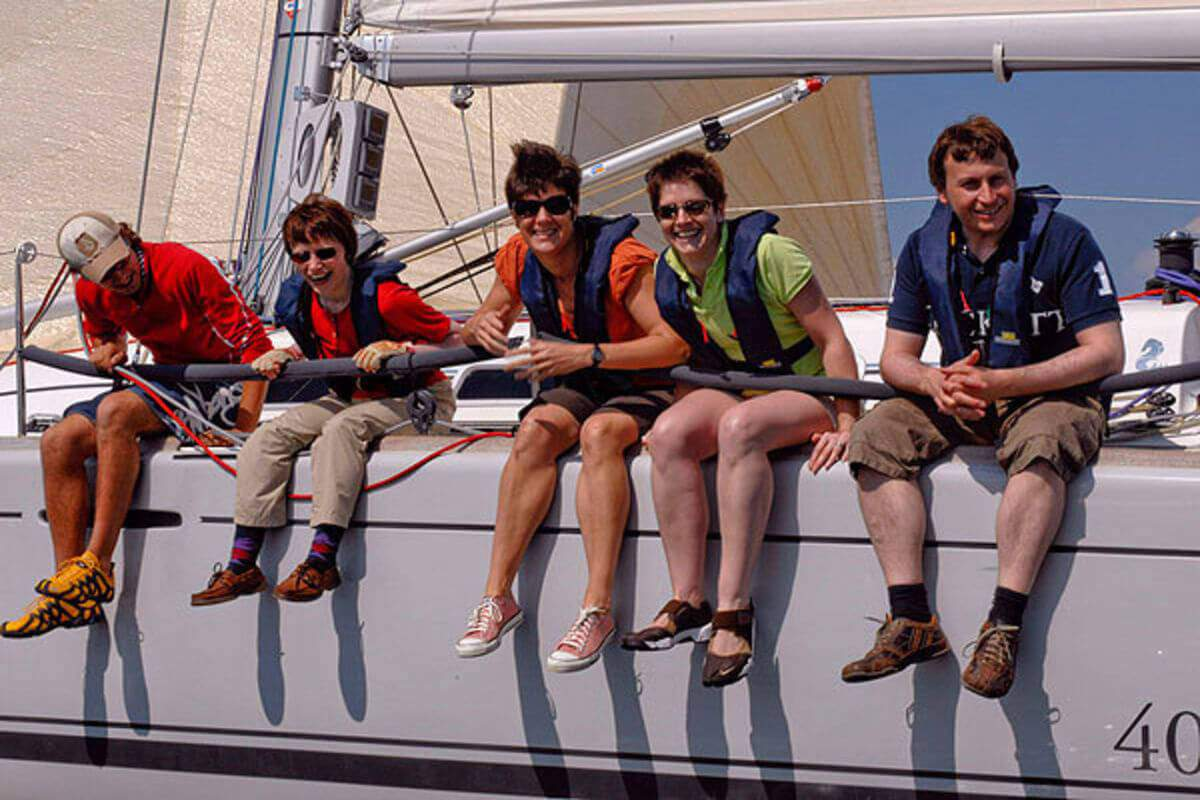 Gift Experiences: Port Olimpic Regatta Club