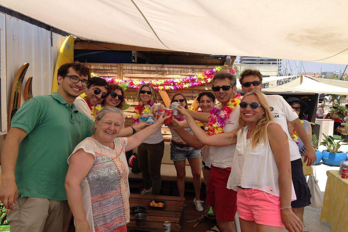 Gift Experiences: Sailing Regatta in Barcelona