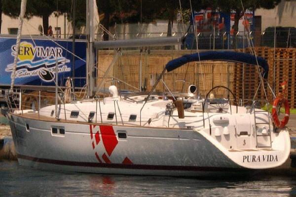 Alquiler de Barcos: Beneteau Oceanis 461