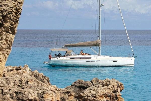 Boat Rental: Jeanneau Sun Odyssey 509