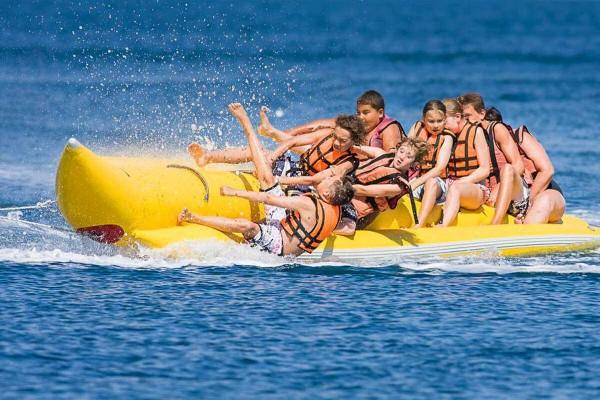 Gift Experiences: Banana boat Barcelona