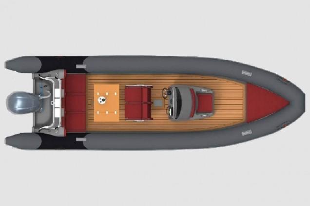 Ribeye 785 Custom