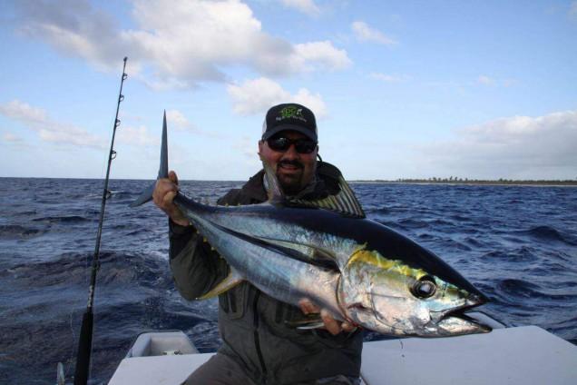 Excursión de pesca costera
