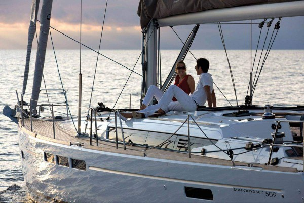 Gift Experiences: Gold Sail Experience