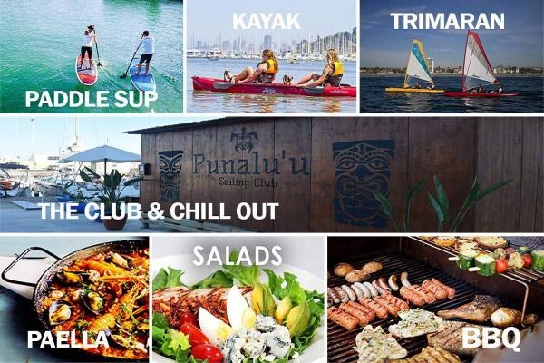 Experiencias para Regalar: Team Building: Multi activity Punalu'u Sailing Club
