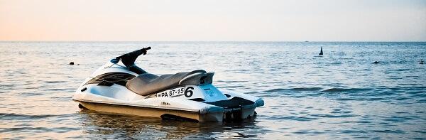 Alquiler moto de agua Menorca